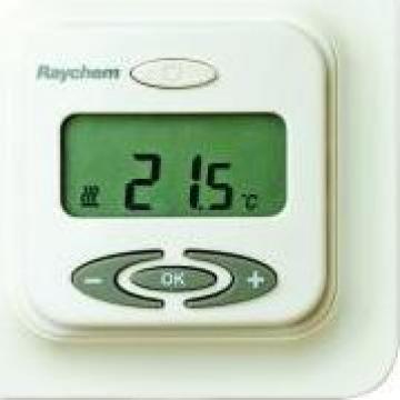 Incalzire electrica in pardoseala - Termostat RTA