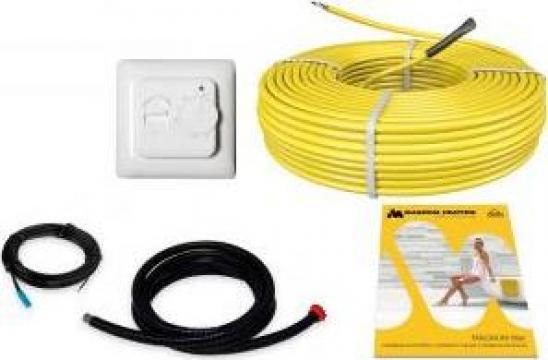 Incalzire in pardoseala - Magnum Cable - 1000 wati - 58.8 m