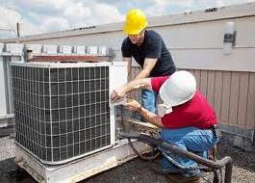 Incarcare freon R407C si R410A
