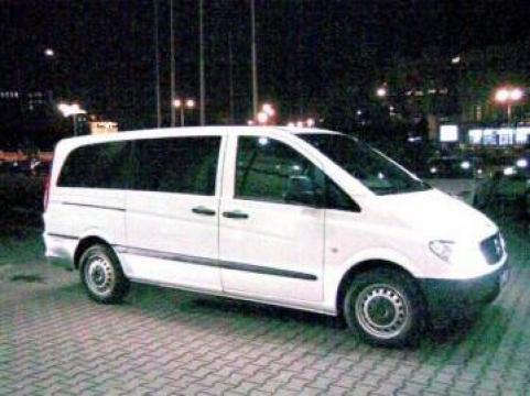 Inchiriere Mercedes Benz Vito 111 CDI