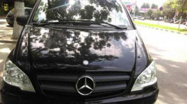 Inchiriere Mercedes Vito 8+1 locuri