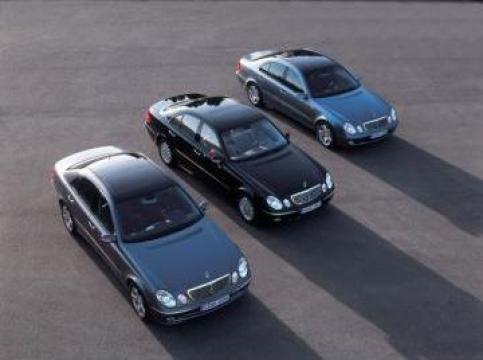 Inchirieri limuzine Mercedes cu sofer