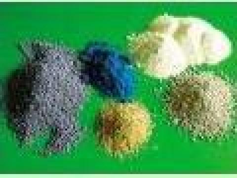 Ingrasaminte chimice NPK 15-15-15