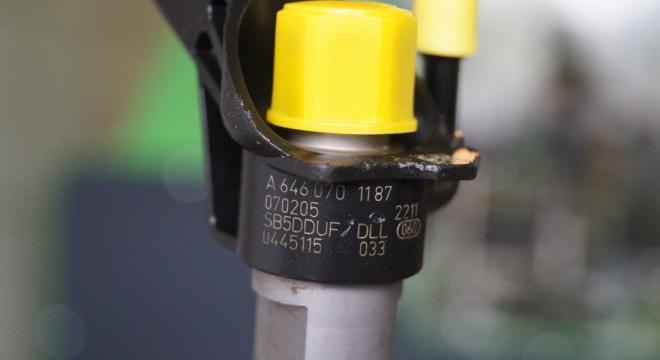 Injector / injectoare 0445115033 - Mercedes 2.2 CDI