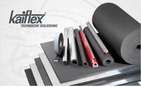 Izolatii cauciuc Kaiflex, Armaflex, protectie PVC