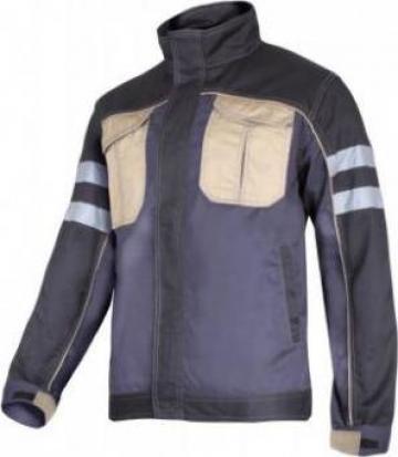 Jacheta lucru mediu-groasa cu reflectorizant
