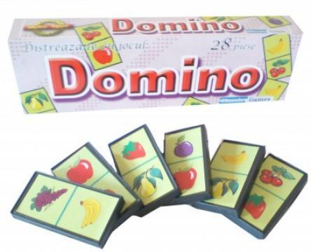 Joc Domino Fructe
