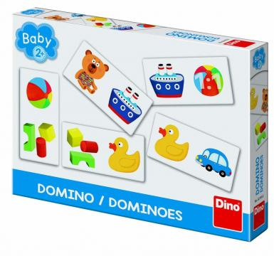 Joc Domino - Primele mele jucarii
