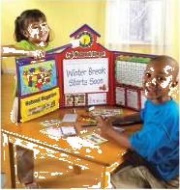 Joc educativ - Setul micului profesor