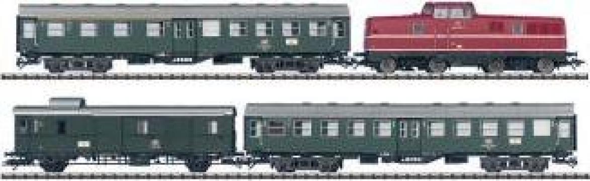 Jucarie, Set Tren regional
