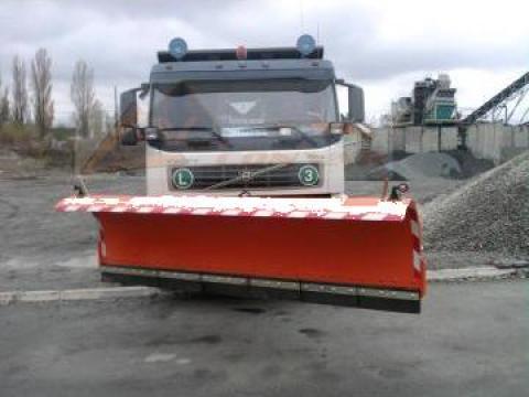 Lame de zapada pentru camion