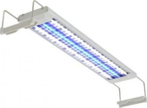 Lampa LED de acvariu aluminiu 50-60 cm IP67