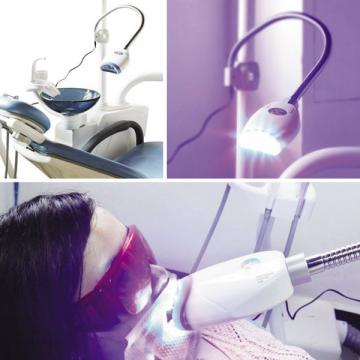 Lampa albire dentara LED, portabila + brat de prindere