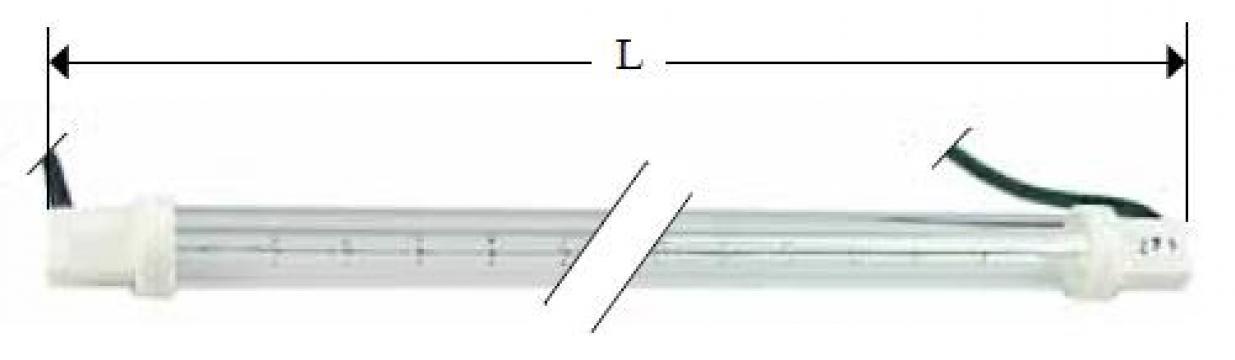 Lampa infrarosu 240V, 1000W 359540