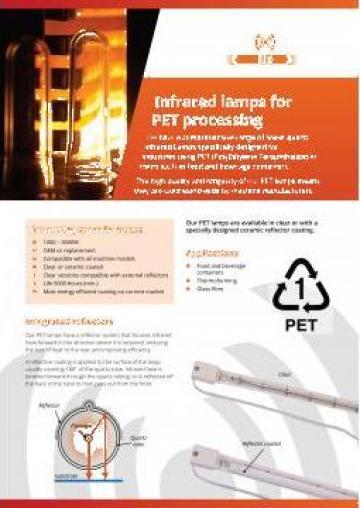 Lampa infrarosu Philips IRK