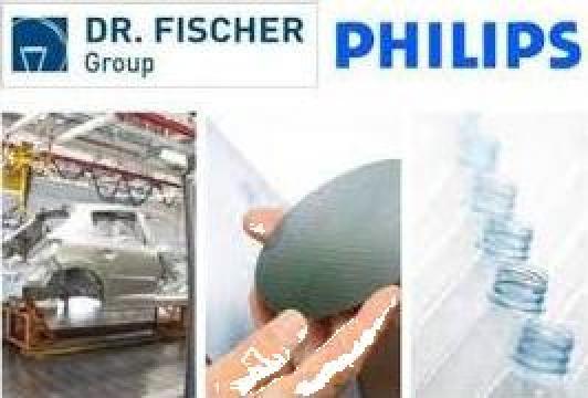 Lampi de incalzire cu infrarosu Philips / DrFischer IRK