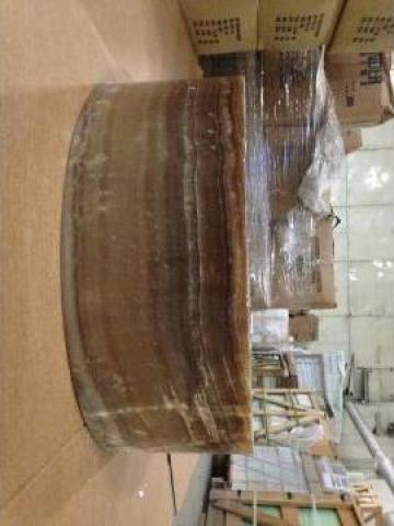 Lavoar cilindric Onyx