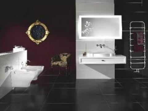 Lavoare cu oglinzi Colectia La Belle - Villeroy&Boch