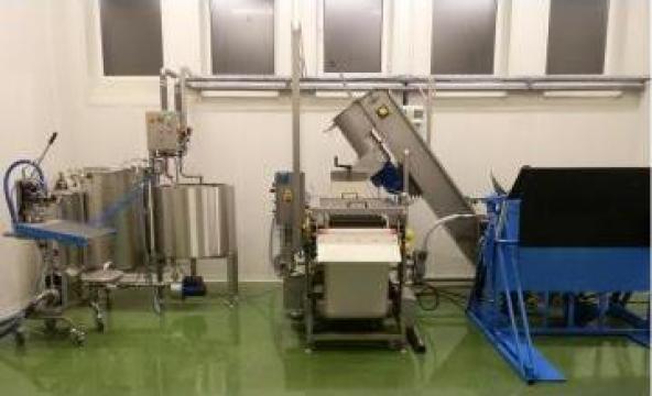 Linie completa suc de mere- 350, 500, 1000, 1500, 1800 litri