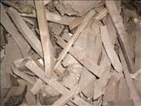 Mangal din lemn