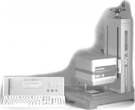 Marcator in adancime prin micropercutii-unite frap MV 5