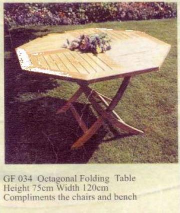 Masa pentru terasa