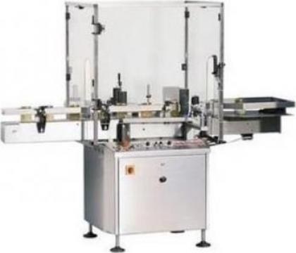 Masina automata de etichetat - posibilitate aplicare sigiliu