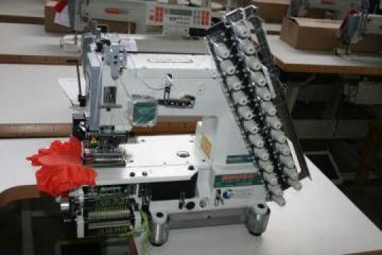 Masina de cusut Shirring Siruba VC008-12064P/VPQ-K