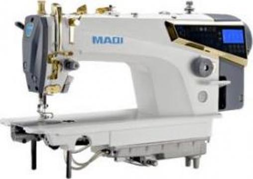 Masina de cusut liniar automata Maqi Q6