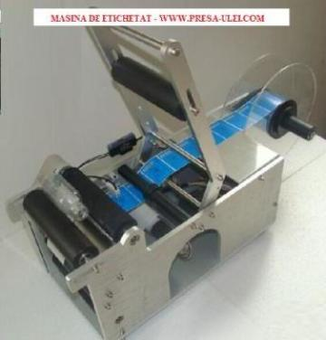 Masina de etichetat borcane