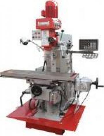 Masina de frezat metal Holzmann BF 600 XL
