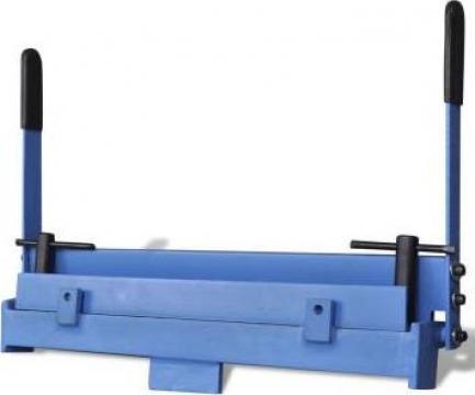 Masina de indoit tabla manuala 450 mm