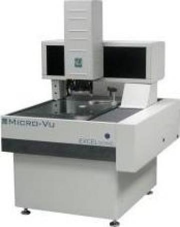 Masina de masurat optic in 3 coordonate Excel 500, 1000,1600
