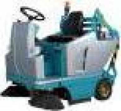 Masina de maturat pe benzina Dura 109 S