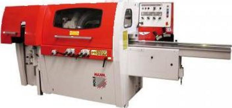 Masina de prelucrat pe 4 fete VS 25 -5 PM - Holzmann