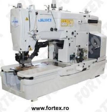 Masina mecanica de cusut butoniere drepte Juki T110011