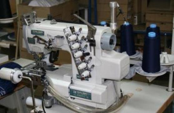 Masina pentru cusatura de acoperire Siruba C007JD