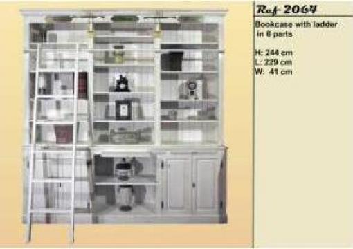 Mobila biblioteca 2064