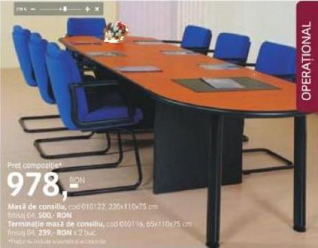 Mobilier birou si masa consiliu