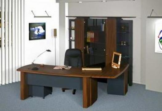 Mobilier modular pentru birouri Vigo