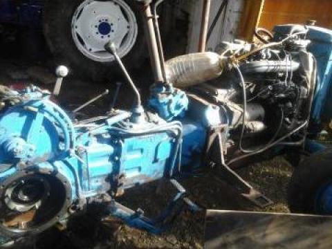 Motor Fiat 445 in trei pistoane