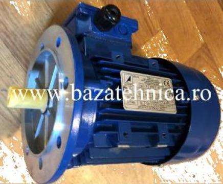 Motor electric 0,37 kw x 1500 rpm, cu flansa B5, 230400V