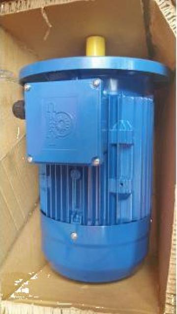 Motor electric 1.5kW x 1000rpm, cu flansa B5, 230400V