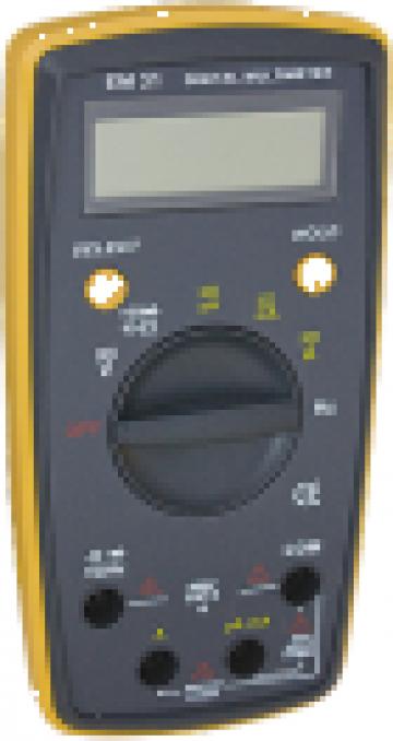 Multimetru digital EM31