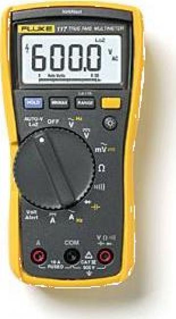 Multimetru digital Fluke 117