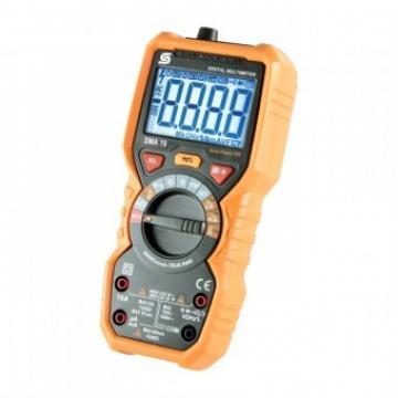 Multimetru digital SMA 19, cablu de masurare inclus