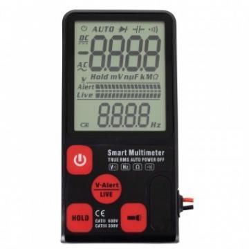 Multimetru digital SMA Smart, 600V, compact, 2 x CR 2032