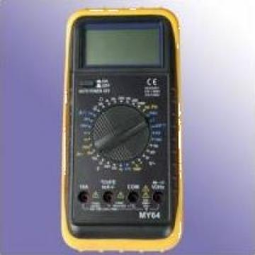 Multimetru digital cu afisare LCD - pentru profesor