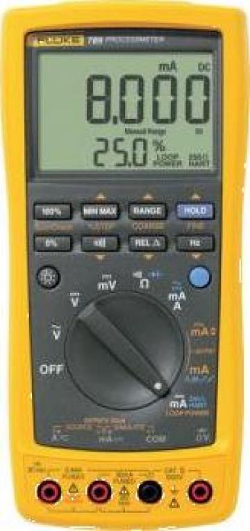 Multimetru digital de precizie Fluke 789