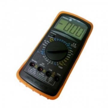 Multimetru digital universal Vorel 81784, 10A, 600V